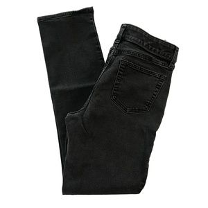 St. Johns Bay Black Straight Leg Jeans
